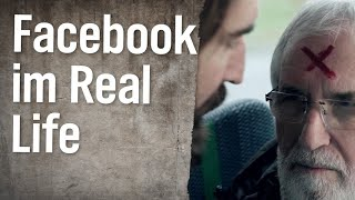 Facebook In Real Life   Extra 3   NDR