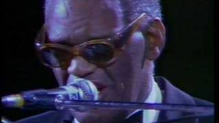 "RAY CHARLES ""Georgia On My Mind"""