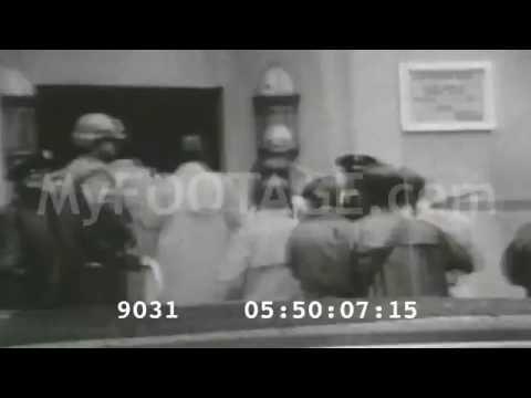 Stock Footage - 1971 Attica Prison Riot