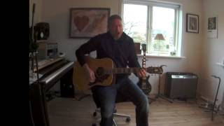 Don't you wish it was true - John Fogerty Cover by Hans Brun