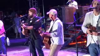 2013-09-27, Zac Brown Band (w-Kenny Chesney), SGMFF Nash, Knee Deep