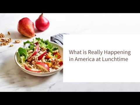 RDBA WEBINAR: Choose Lunch: A Closer Look at Challenges Consumers Face with the Midday Meal & How Retail Dietitians Can Help