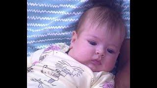 Маленькая принцесса Василиса Дмитренко. На кого похожа ? ))