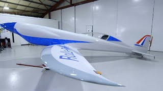 video: Unveiled: First look at Rolls-Royce's electric plane that aims to break records
