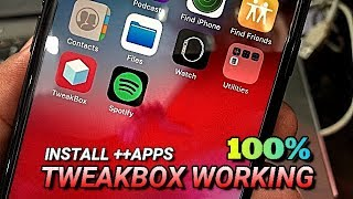 tweakbox spotify ios 12 2 - TH-Clip