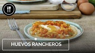 Cómo hacer HUEVOS RANCHEROS, el clásico desayuno mexicano | Directo al Paladar