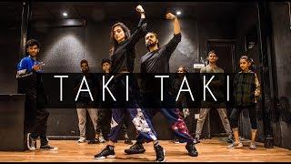 DJ Snake - Taki Taki ft. Selena Gomez, Cardi B, Ozuna  | Bhangra Mix | Dancefit Live