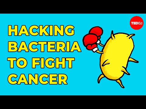 Fascinating: Hacking Bacteria to Fight Illness