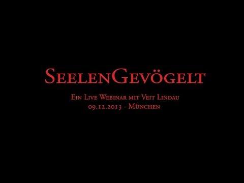 SeelenGevögelt - Manifest für das Leben - Live Videotalk mit Veit Lindau HD