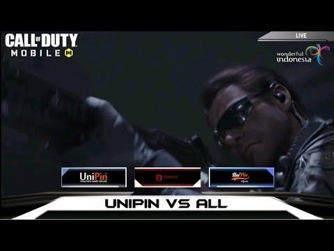UNIPIN VS ALL! ADA MAP HALLOWEEN BARU ? | CALL OF DUTY MOBILE