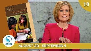 An Exciting Way to Get Involved | Sabbath School Panel by 3ABN - Lesson 10 Q3 2020