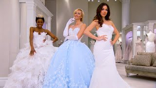 Disney-Inspired Wedding Gowns Will Make You Feel Like A Princess On Your Big Day