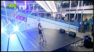 Anggun   Echo You and I @ Greek National Final   ESC 2012