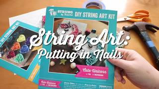 Tutorial Video: Putting in Nails