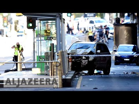 Australian police arrest two suspects over Melbourne car attack