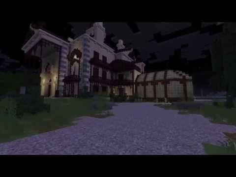The Haunted Mansion Movie Minecraft Project