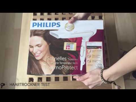 Philips HP8232/00 Ionen Haartrockner Unboxing & Praxistest