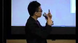 微软UI设计师高霖先生的演讲