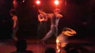 Rhythmical  dance show case