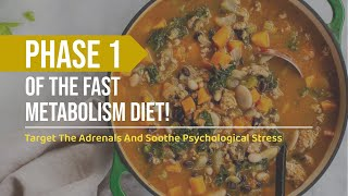 Haylie Pomroys Fast Metabolism Diet: Phase 1 Overview