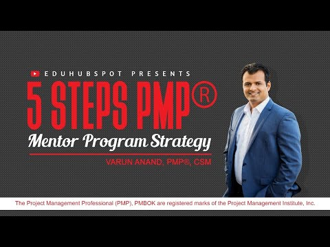 PMP - Step By Step Approach - YouTube
