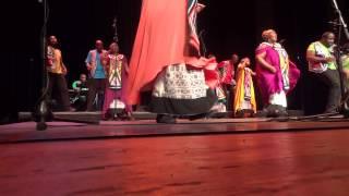 Soweto Gospel Choir - 5 januari 2013 - Stadsgehoorzaal Leiden - Oh Happy Day