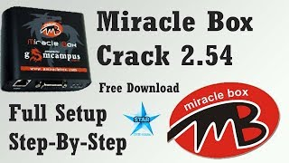 How To Setup Miracle Box |Miracle Box 2.54 Crack Installation |