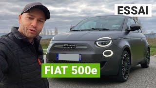 Essai Fiat 500 électrique : elle a tout pour plaire !