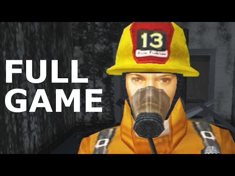Real Heroes: Firefighter Remastered - Full Game Walkthrough Gameplay & Ending (No Commentary) (2017)