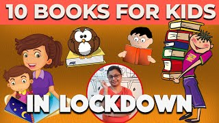 10 Best Books For Kids [ For 4 to 8 Years Old ]