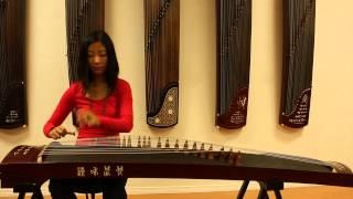 笑傲江湖 Guzheng Swordsman Theme Song