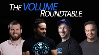 The Volume Roundtable feat. Mike Israetel, Layne Norton, Eric Helms & Greg Nuckols