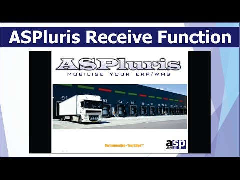 ASPluris Receive Function