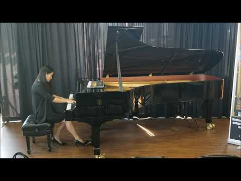It's a great pleasure playing Chopin on a Steinway D piano!