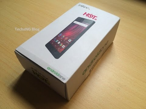 Infinix Hot 2 X510 (Hottest One) Unboxing + Quick Review Video - TechsNG Blog