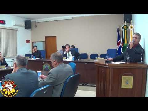 Tribuna Vereador Irineu Machado dia 26 de Junho de 2018