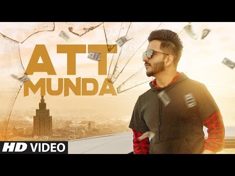 New Punjabi Songs 2019 | Att Munda: Monty Vats (Full Song) Error Beats | Latest Punjabi Songs 2019