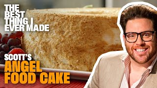 Scott Conants Angel Food Cake | The Best Thing I Ever Made
