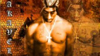 2Pac & Outlawz Tear Drops And Closed Caskets (OG)