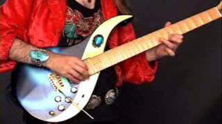 Uli Jon Roth plays Sails of Charon (Guitar Lesson)