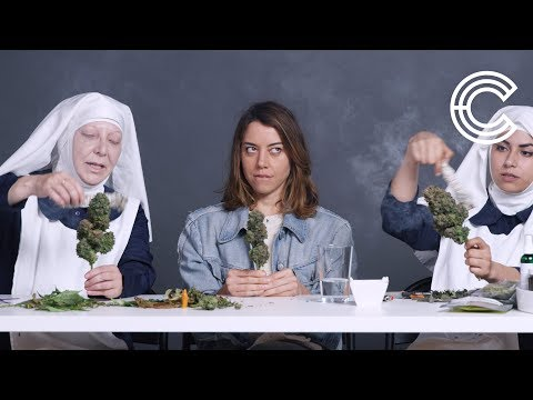 The Little Hours (Viral Video 'Weed Nuns')