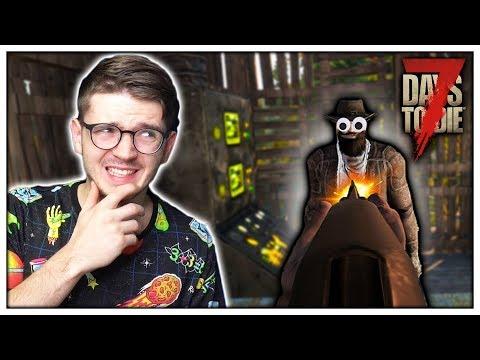 CO SE STANE, KDYŽ NAPADNETE OBCHODNÍKA?! (7 Days to Die Solo #6)