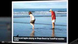 preview picture of video 'Ohope Beach - Whakatane, Bay of Plenty, North Island, New Zealand'