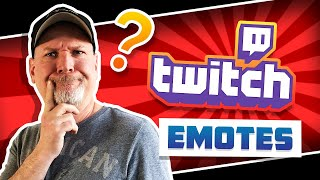 Twitch Emotes: How To Upload Twitch Emotes And Sub Badges (2019)
