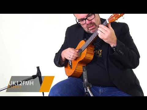 OrtegaGuitars_RUK12FMH_ProductVideo