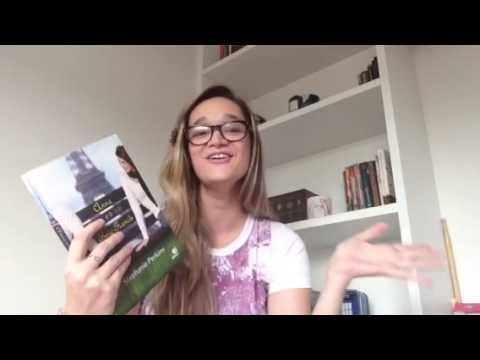 """Video-Resenha """"Anna e o Beijo Francês"""""""
