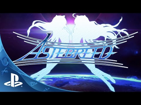 Astebreed - Launch Trailer | PS4 thumbnail
