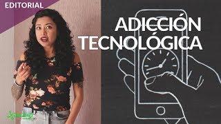 """¿Adicción a la tecnología? qué es y cuáles son sus """"trastornos"""""""