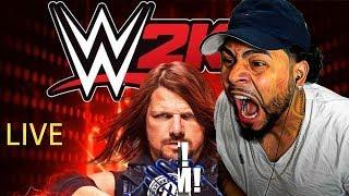 WWE 2K19 W XChasemoney & oRaunchyy ( SUBS MAY JOIN!)