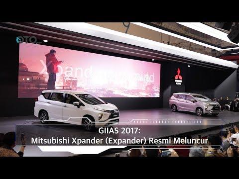 GIIAS 2017: Mitsubishi Xpander (Expander) Resmi Meluncur I OTO.com